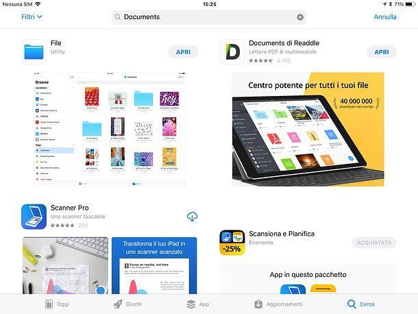 Come unzippare un file con iPad | Salvatore Aranzulla