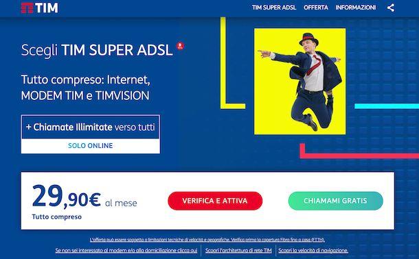 TIM Super ADSL