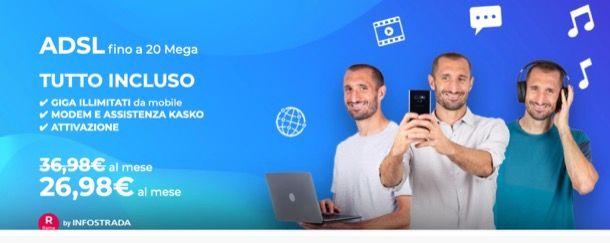 Offerte ADSL 3 Italia