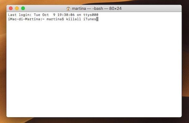 Come chiudere le app su Mac
