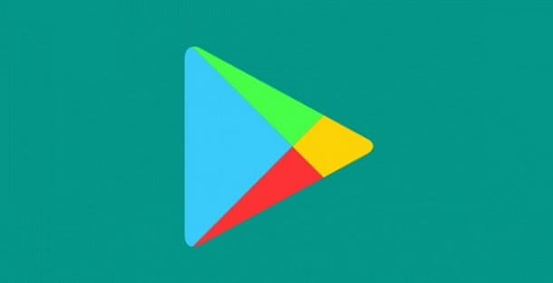 Come cambiare account app store Android