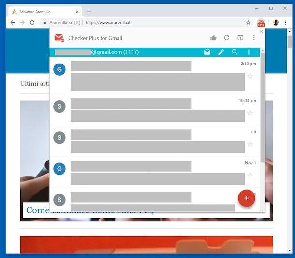 Programmi per Gmail
