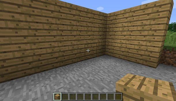 Cancello Di Legno Minecraft : Come si fa a costruire un letto su minecraft: come si costruisce un