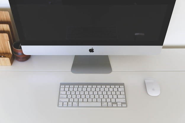 Come selezionare tutto su Mac