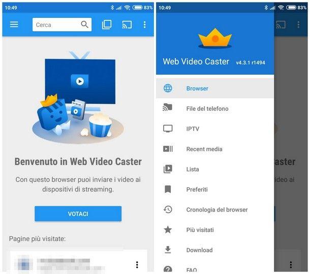Come vedere IPTV gratis su Chromecast