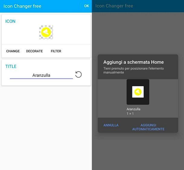 Come cambiare icona Telegram Android Icon Changer