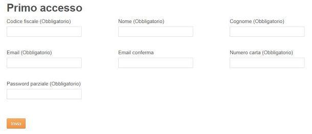 IoStudio Registrazione