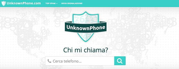UnknowPhone