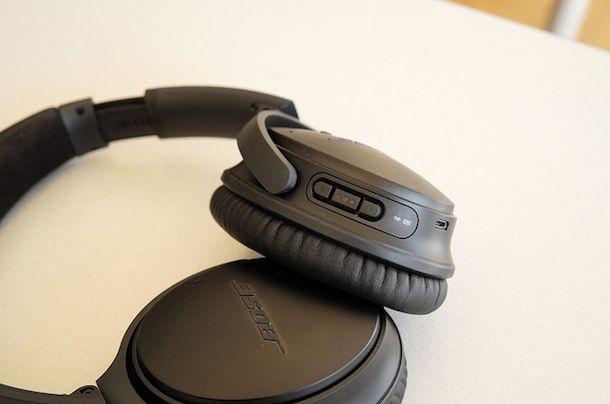 Come caricare cuffie Bluetooth