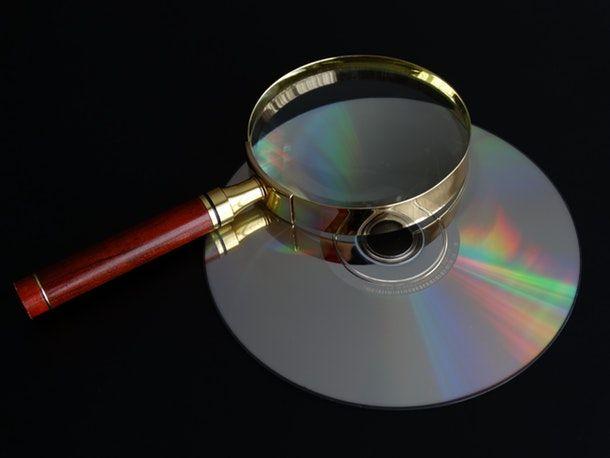 Come aprire CD su PC
