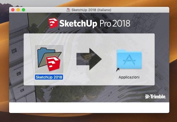 Come usare Sketchup
