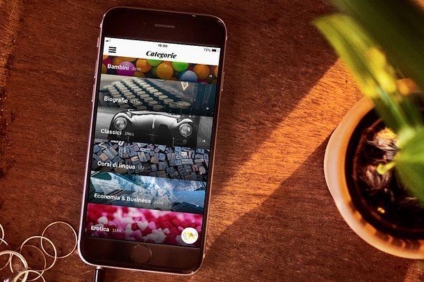 Dispositivi compatibili con Storytel