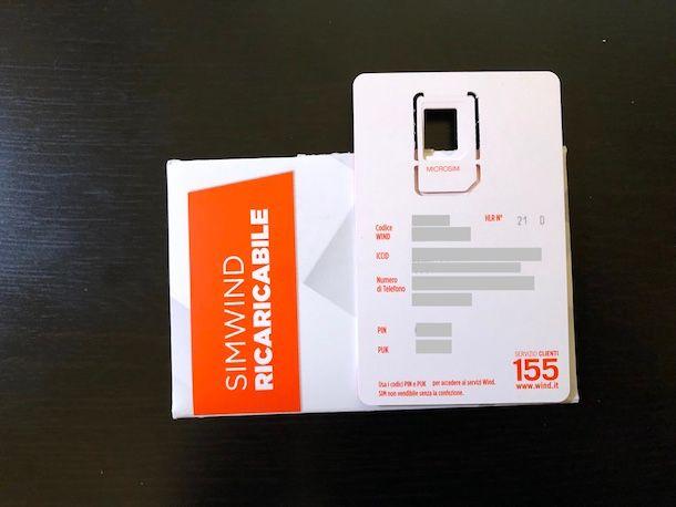 Come sbloccare SIM iPad