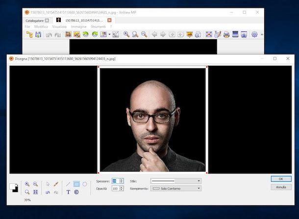 Come mettere i bordi bianchi alle foto