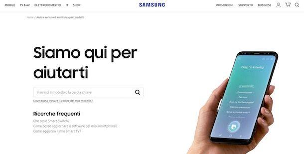Come fare hotspot con Samsung
