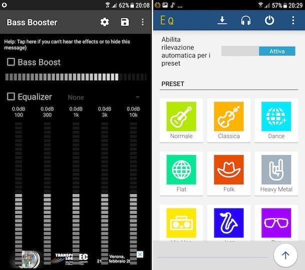 Come aumentare il volume del telefono Samsung