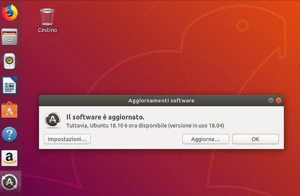 Come aggiornare Ubuntu