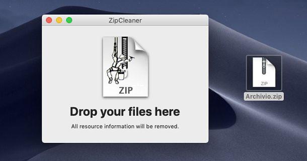ZipCleaner
