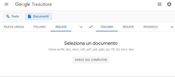 come tradurre video youtube da inglese a italiano
