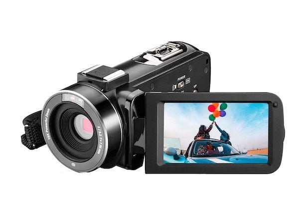 MELCAMVideocamera Full HD 1080p