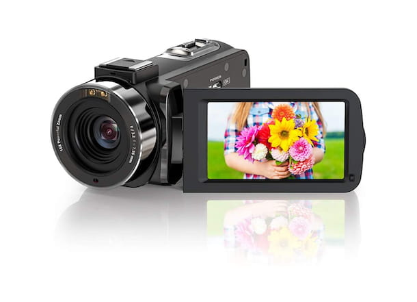 ZORNIKVideocamera Full HD 1080p