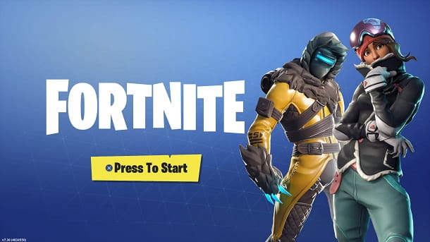 Proteggere l'account di Fortnite su altri dispositivi