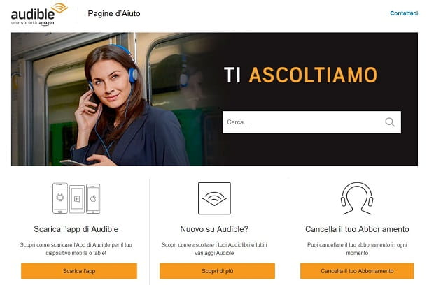 Info Audible