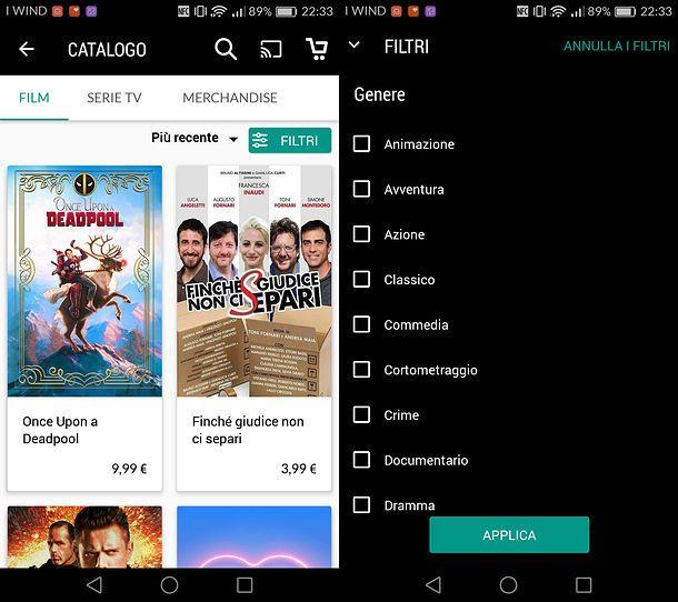 Catalogo CHILI Android