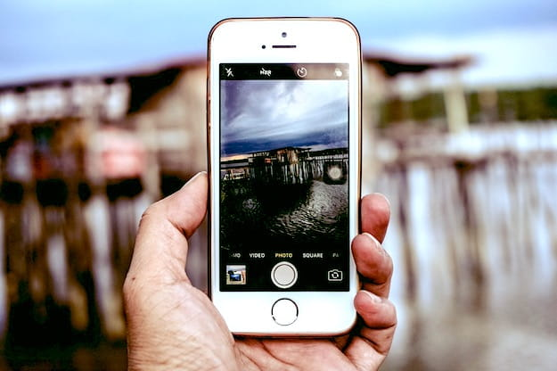 Come Fare Belle Foto Con Iphone Salvatore Aranzulla