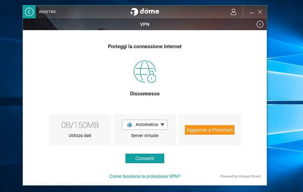 Panda Antivirus gratis VPN
