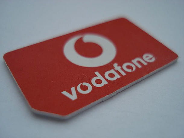 Come recuperare PIN Vodafone