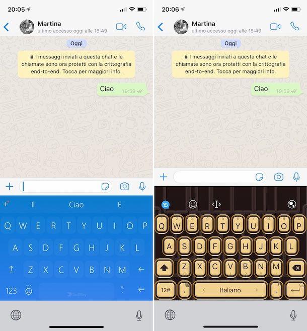 Come Cambiare Lo Sfondo Di Whatsapp Salvatore Aranzulla