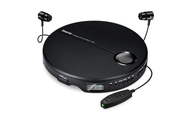 GuerayLettore CD portatile