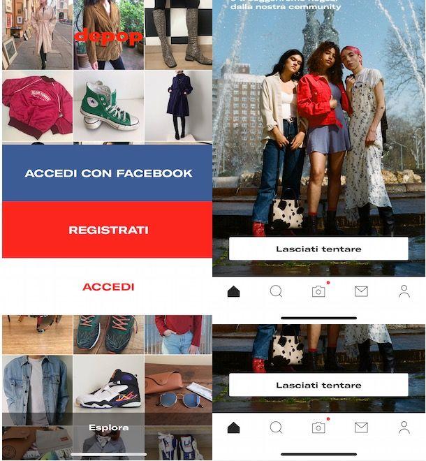 purchase cheap cb456 ea3dd Come vendere vestiti usati online | Salvatore Aranzulla