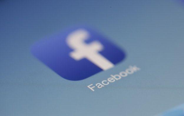 Logo app Facebook
