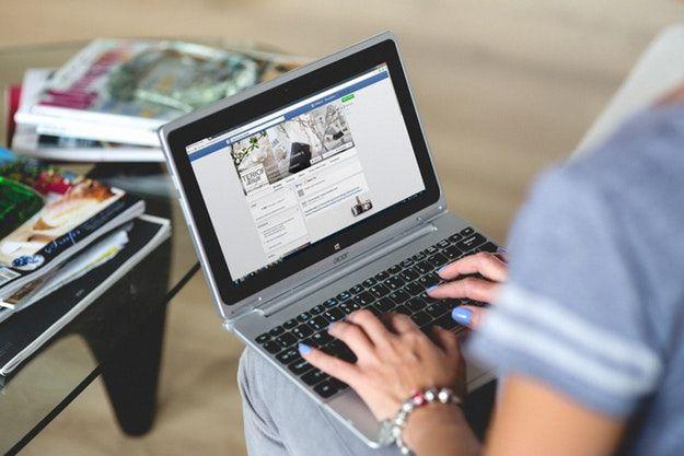 Come creare un'email per Facebook