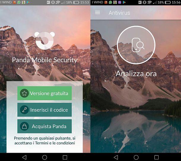 Panda Antivirus gratis per Android