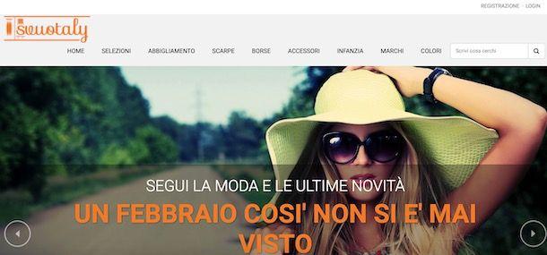 2a88c4ab2cc8 Tra le soluzioni che puoi prendere in considerazione per vendere vestiti  usati online c è anche Svuotaly. Se non ne hai mai sentito parlare