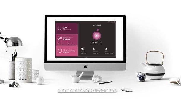 Panda Antivirus gratis per Mac