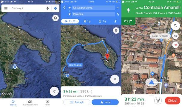 Come vedere le coordinate su Google Maps | Salvatore Aranzulla