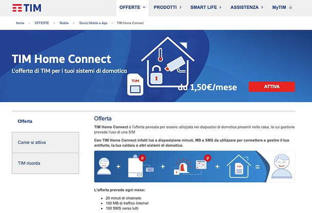 TIM Home Connect