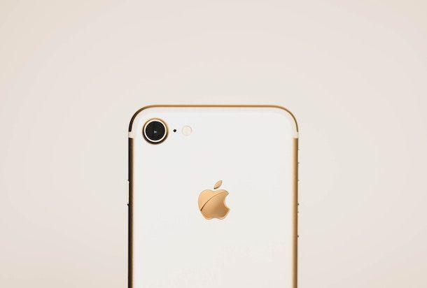 Come togliere suono fotocamera iPhone