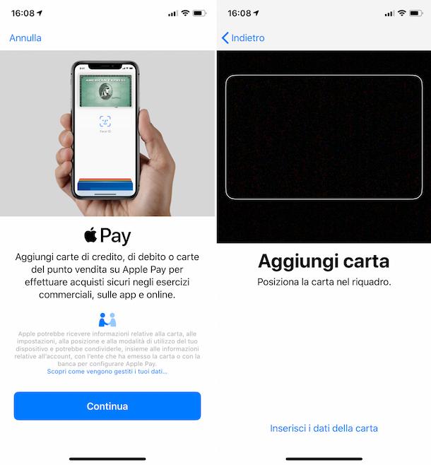 Come pagare con Apple Watch