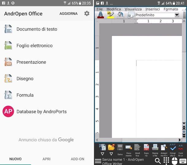 Come installare OpenOffice