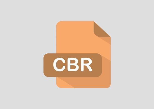 Come aprire file CBR