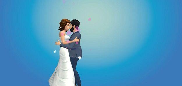 Sims costruiscono 2 relazioni di incontri