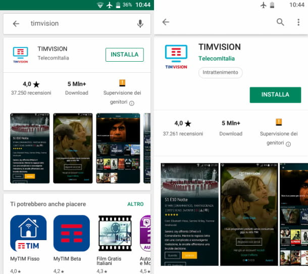 timvision android