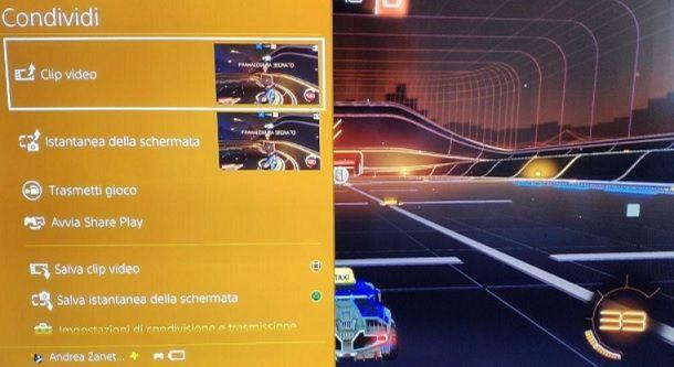 Clip Video PS4