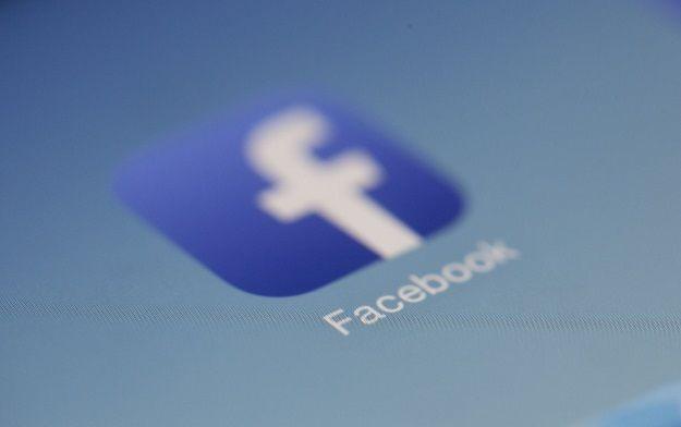 Icona app di Facebook