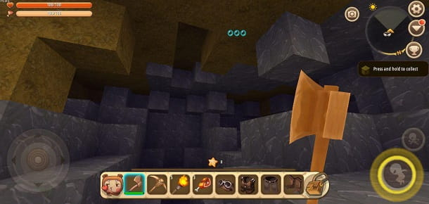 Grotta Mini World Block Art